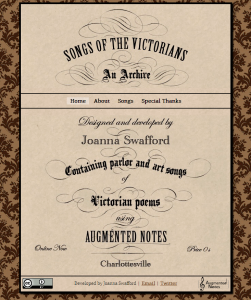 Songs of the Victorians
